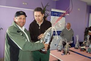 Ganador del Concurso de pesca San Martiño 2011