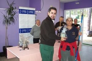 gunda clasificada en el concurso de pesca San Martiño 2011