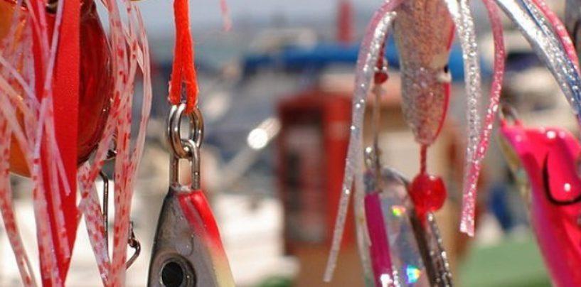 Aprediendiendo la pesca a jigging en Mallorca