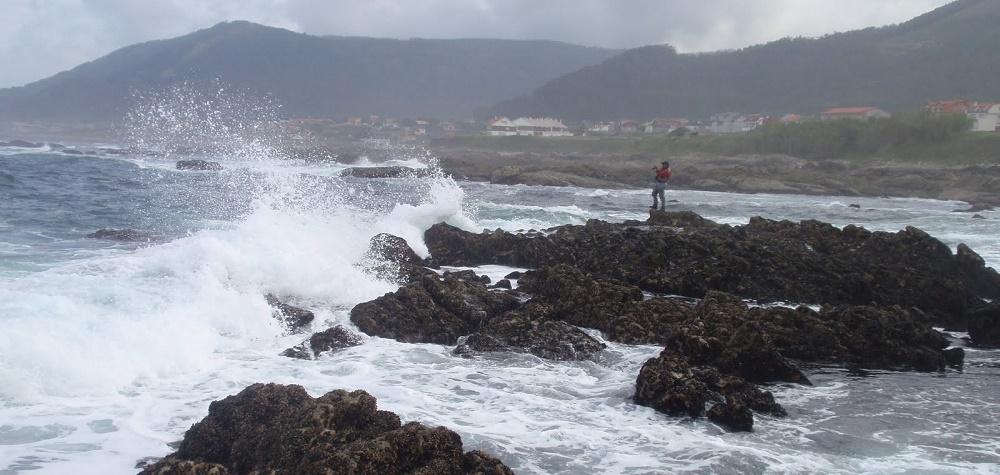 seguridad en la pesca en la rompiente