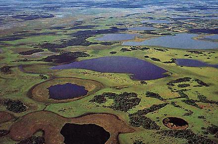 Esteros del Iberá. Foto de Lugares de mi país