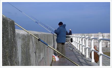 el nudo de pesca