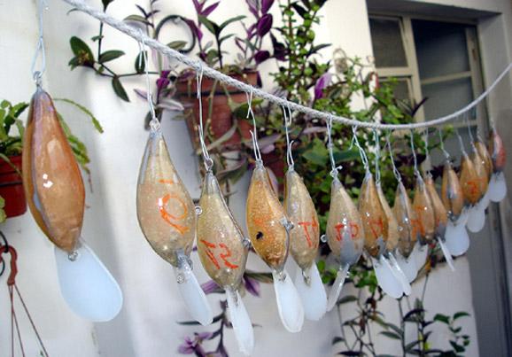 Señuelos de pesca artificiales