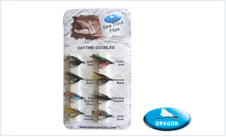 Pack moscas Daytime de Dragon Tackle