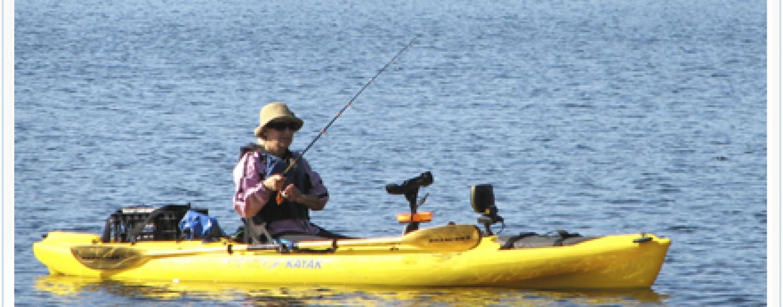 Algunas pautas en la difícil eleccion del kayak de pesca