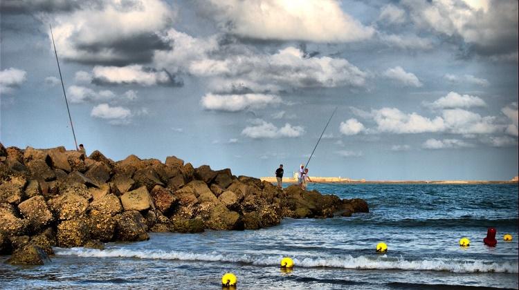 pescar en espigones