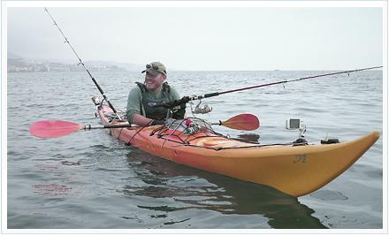 La eleccion del kayak de pesca