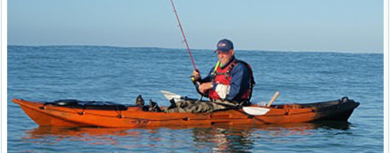 5 accesorios básicos para la pesca desde kayak de pesca