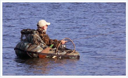 Pesca con pato