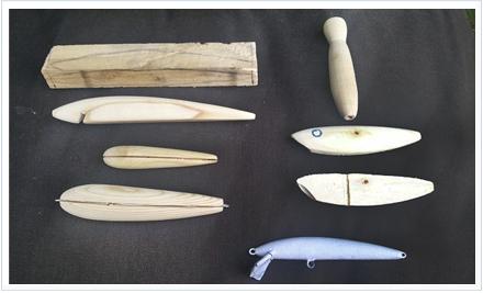Fabricación de señuelos artesanales