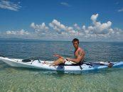 Kayak Disco+ de Rotomod, kayak de pesca autovaciables de los más rápidos del mercado