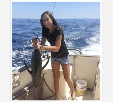 pesca de bonito