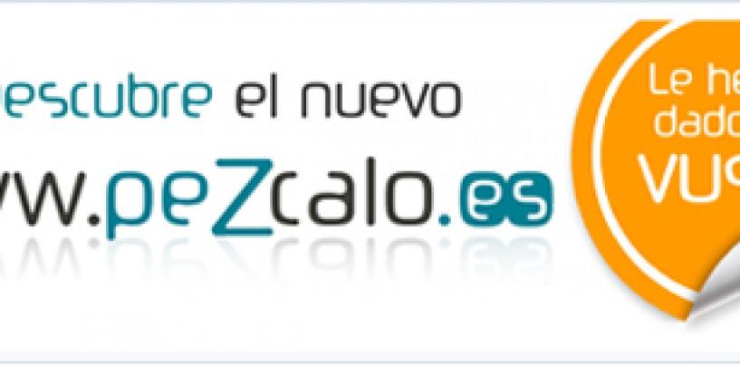 ¡Descubre el nueva tienda de pesca PéZcalo.es!