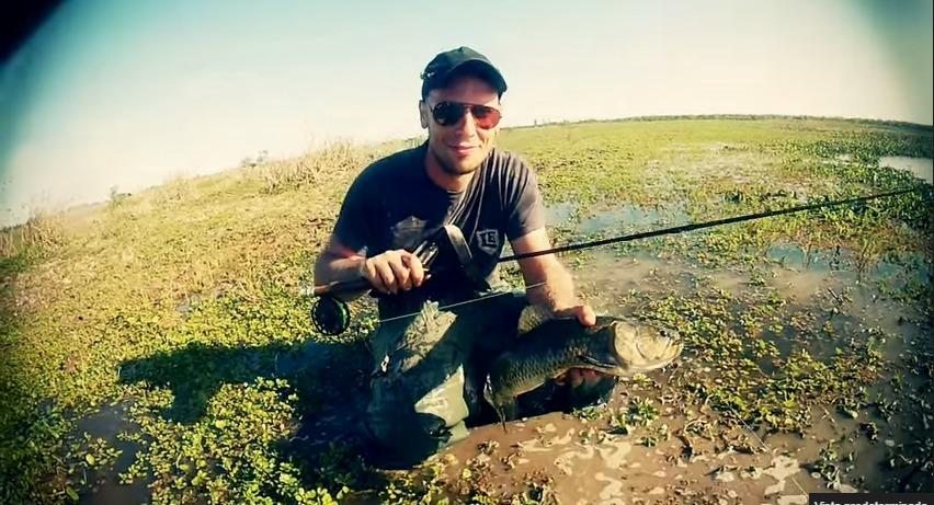 Tarariras   Rosario   Pesca con mosca
