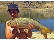 La pesca deportiva también es cosa de mujeres