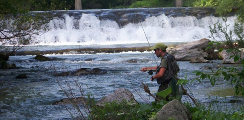 Hoy peZcamos a: David Arcay, campeón del Mundo de Pesca con mosca