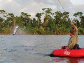 Vídeo Tapâm, una jornada de pesca a mosca hecha película
