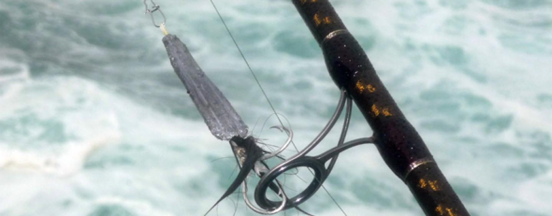 Porque la pesca con chivo tradicional estan efectiva en la rompiente