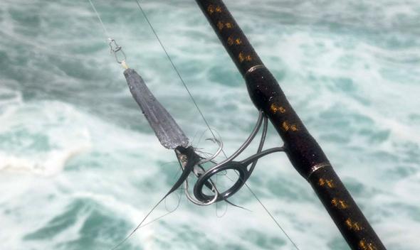 pesca con chivo tradicional