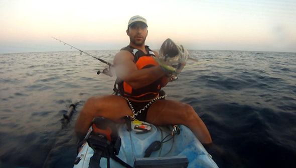 Barracuda XXL capturada por Jaime Agullo