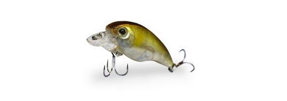 Crankbait para pescar siluros a spinning.