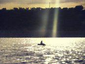 Iniciación a la pesca desde pato