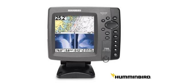 Sonda / plotter / GPS Humminbird 798 Cxi HD SI