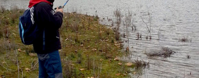 Mi primer campeonato de pesca