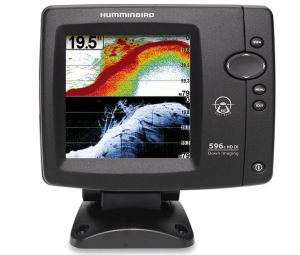 Humminbird serie 500 - Sonda color Humminbird 596 CX HD DI