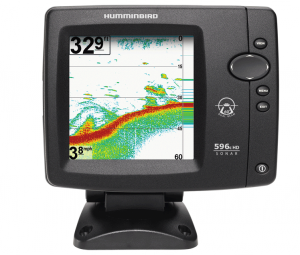Humminbird serie 500 - Sonda color Humminbird 596 CX HD