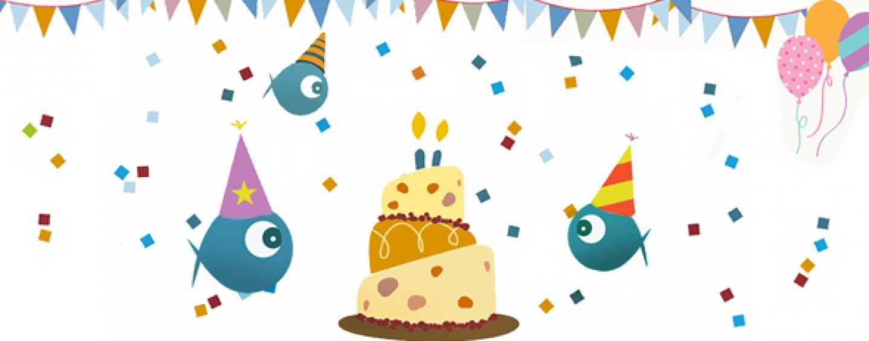 ¡Celebramos nuestro segundo aniversario!