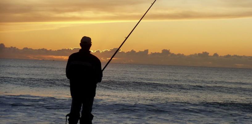 ¡Cuidate! ¡Sal a pescar! La pesca es igual a salud