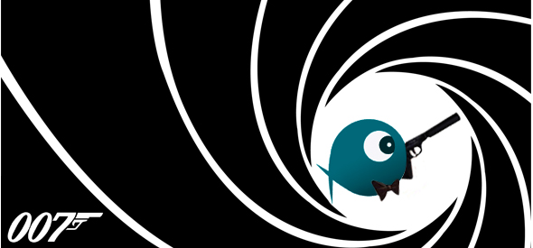 Las sondas de pesca inalámbricas SMARTCAST son propias del agente 007.