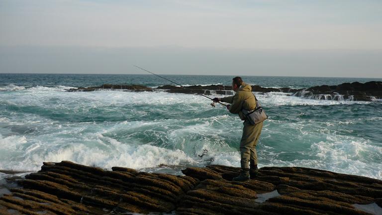 Vadeadores de pesca