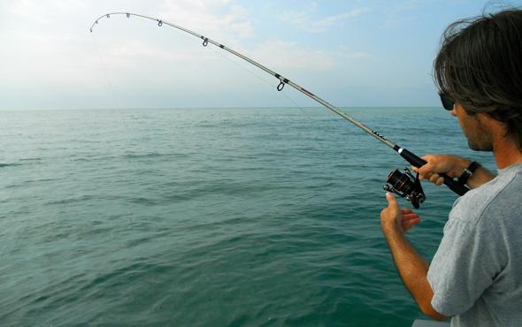 Toni Martínez nos enseña a conseguir la foto de pesca perfecta
