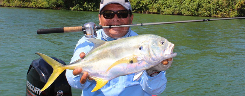 Consejos para pescar jurel en Tabasco, México