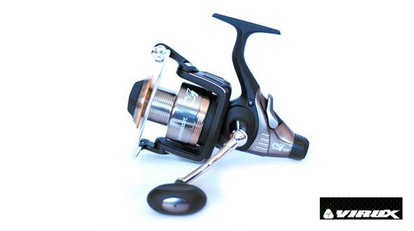 artículos para pescar carpas Carrete Baitfeeder