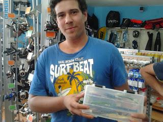 Quedada de pesca 3 premio