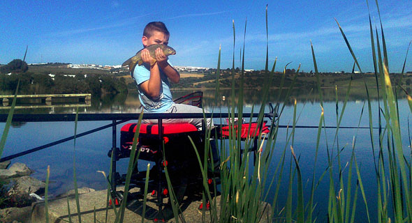 Eloy Mata ha sido nombrado PeZcador de la semana después de conseguir ser el más votado en nuestro concurso de fotos de pesca.
