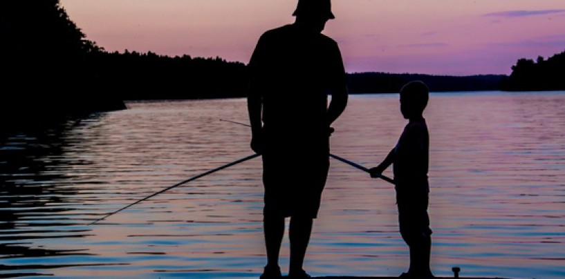 6 razones por las que iniciar a los niños en la pesca deportiva