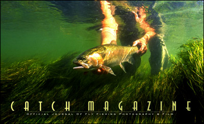 Catch Magazine, revista de pesca a mosca.