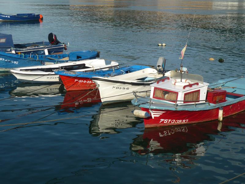 pesca portuaria