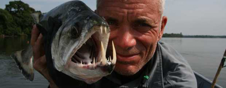 Vídeo de pesca: Monstruos de río