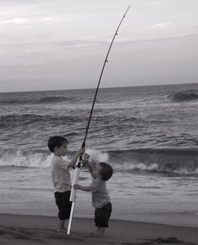 4 consejos básicos para iniciar en la pesca a los más pequeños