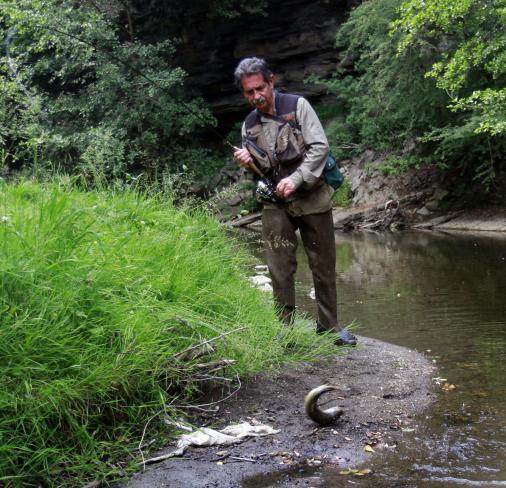 Famosos de pesca: Revilla
