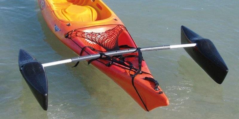 Estabilizadores Rotomod para kayak