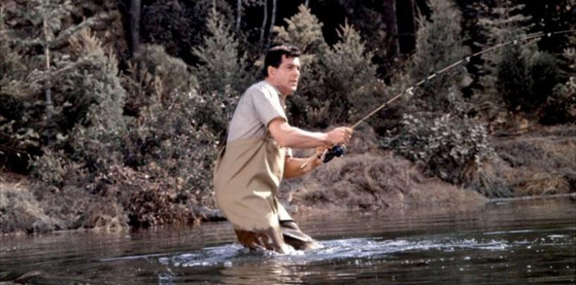 Pesca deportiva y el cine, ¿una relación de amor-odio?
