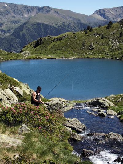 Andorra, un lugar de pesca perfecto