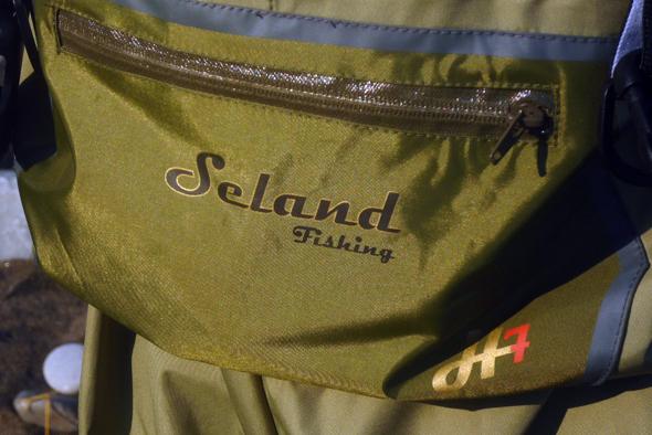 Vadeador de pesca Seland H7B