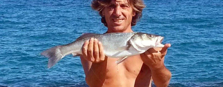 Y la imagen ganadora del concurso de fotos de pesca es…
